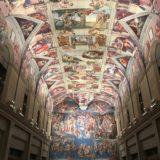 大塚国際美術館の陶板複製画は有名絵画ばかりで大迫力間違いなし