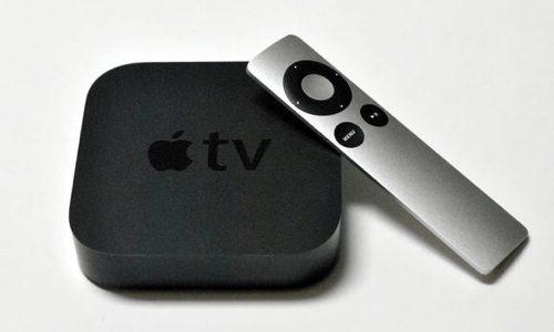Apple TVが意外に使い勝手が良かったので紹介します!Apple好きは見逃せない!