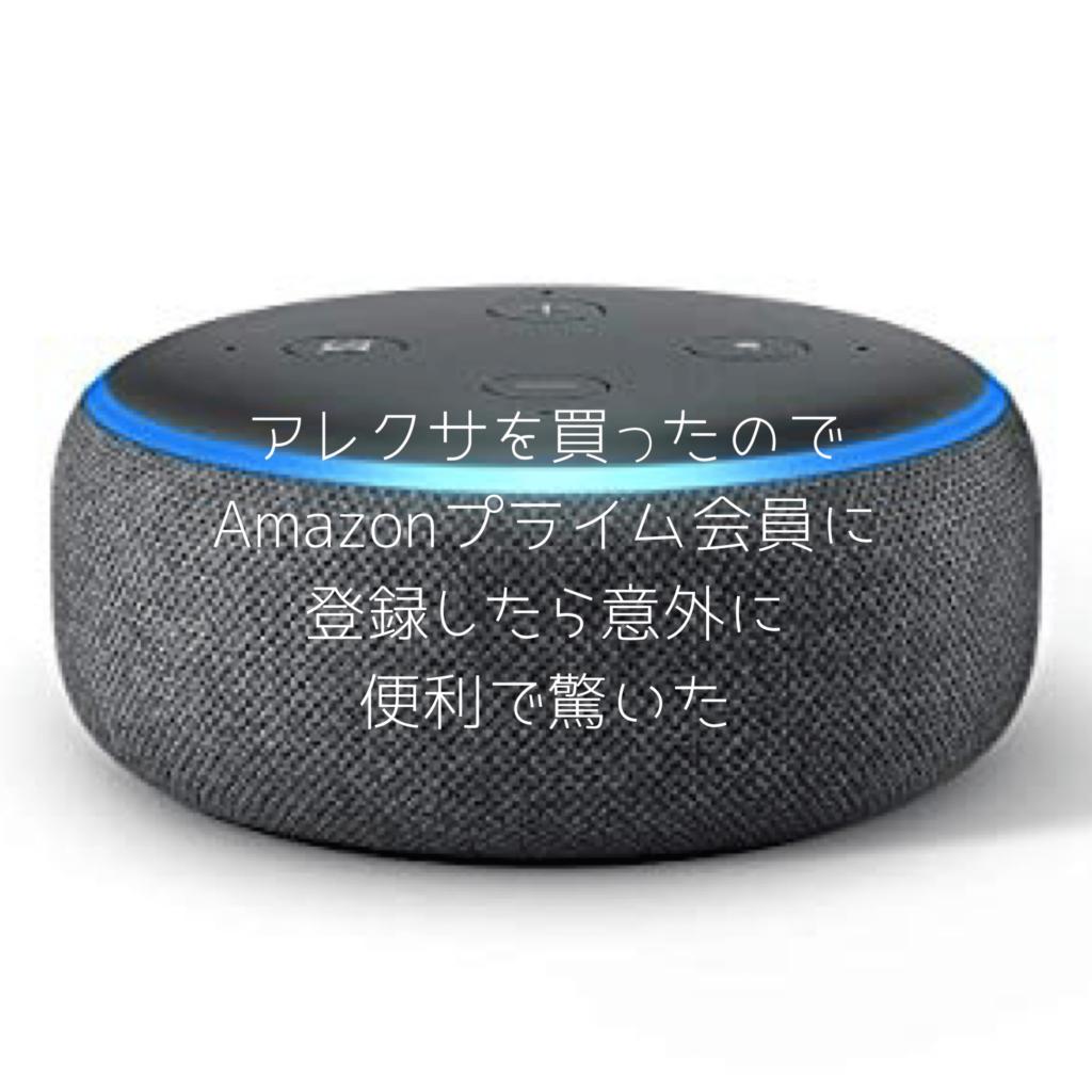 Amazonアレクサ