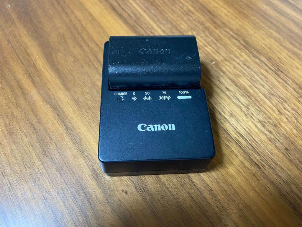 CANON充電器